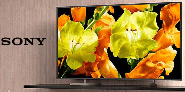 "Chollo Smart TV Sony KD-55XG8196BAEP UHD 4K HDR de 55"""