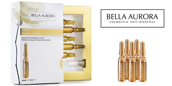 Chollo Tratamiento antiedad Bella Aurora Splendor de vitamina C con ácido hialurónico