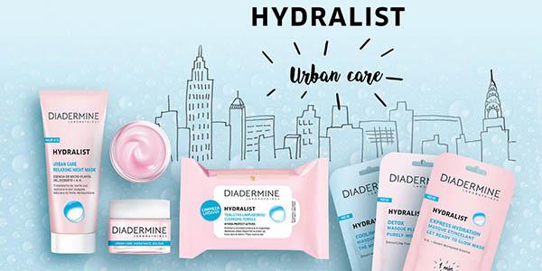 crema de noche Diadermine Hydralist Relaxing oferta