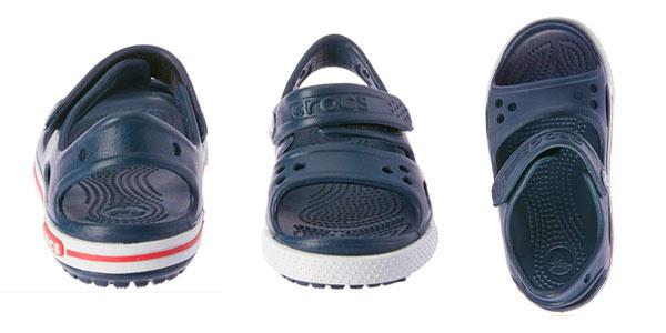 Sandalias infantiles Crocs Crocband II Sandal PS en oferta en Amazon
