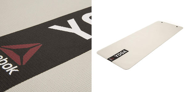 Esterilla de entrenamiento Reebok Yoga Mat en oferta en Amazon