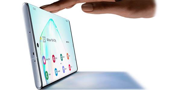 Samsung Galaxy Note 10 y 10+ en varios colores