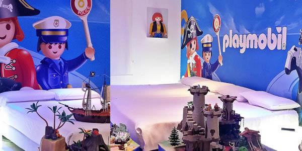 habitación Playmobil Hotel del Juguete