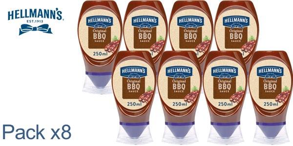 Hellmans salsa barbacoa barata