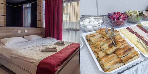 hotel céntrico Koka Skopje barato