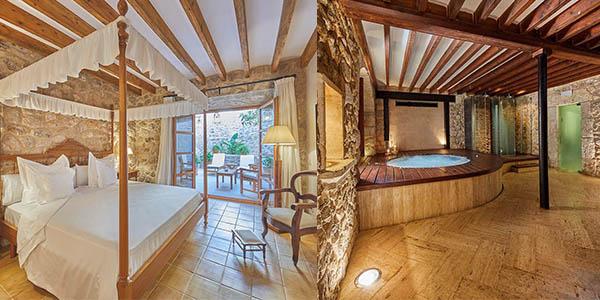 Hotel con spa Cas Comte Mallorca barato