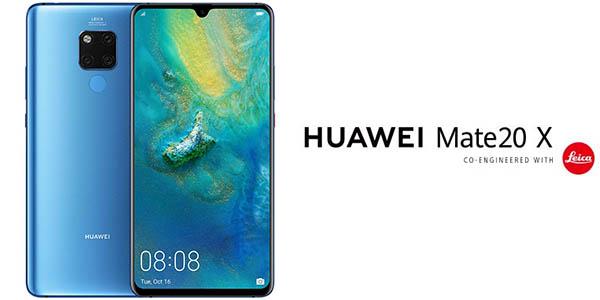 Huawei Mate 20 X de 6 GB - 128 GB+ smartband Huawei Band 3E