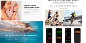 Smartband Honor 5 con medidor de oxígeno barata