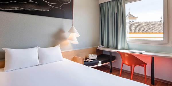 Hotel Ibis en Sevilla alojamiento barato para mascotas