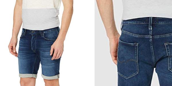 Jack Jones pantalón corto barato