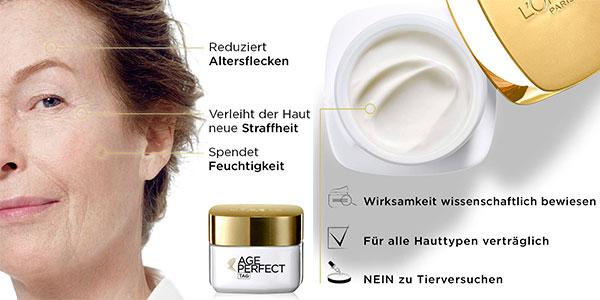 Juego de 2 cremas antiarrugas Age Perfect Día y Noche de L'Oréal barato