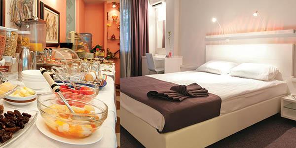 Leonardo Hotel céntrico en Skopje chollo