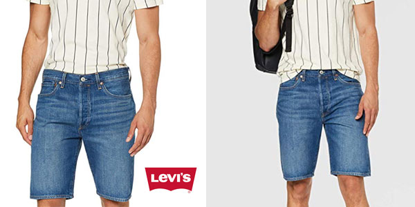 Levi's 501 Hemmed Short barato en Amazon