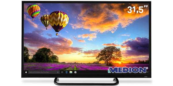 "Monitor Medion Akoya X58321 de 31,5"" Full HD"