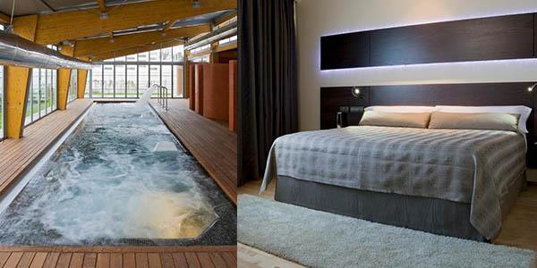 NH Madrid Las Tablas hotel spa con relación calidad-precio estupenda