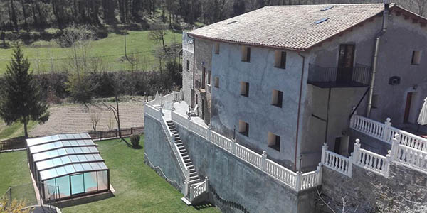 Osona escapada rural con alojamiento y spa barata
