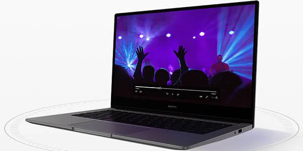 "Portátiles ultrabook Huawei MateBook D de 14"" o 15,6"" Full HD en Amazon"