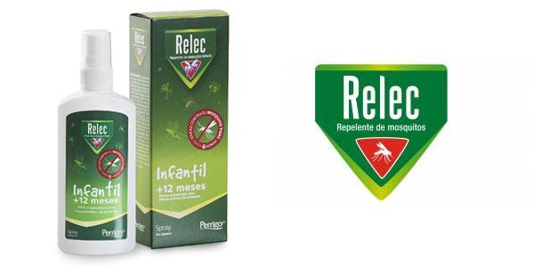Spray antimosquitos infantil Relec +12 meses barato en Amazon