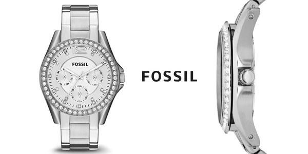 Reloj analógico Fossil ES3202 Riley para mujer al mejor precio en Amazon