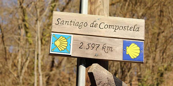 Santiago de Compostela Patrimonio de la Humanidad Camino de Santiago