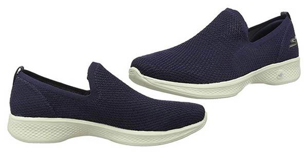 Skechers Go Walk 4 Privilege zapatillas relación calidad-precio estupenda