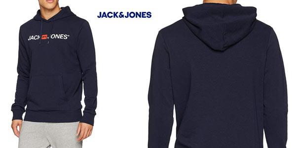 Sudadera Jack & Jones JJecorp logo Sweat Hood Nos barata en Amazon