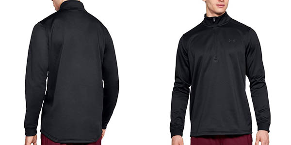 Sudadera Under Armour Fleece 1/2 Zip para hombre barata