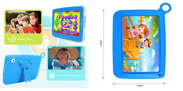 Tablet infantil Zonmai con Android 6.0 en oferta en Amazon
