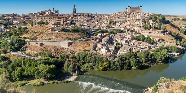 Toledo alojamientos baratos