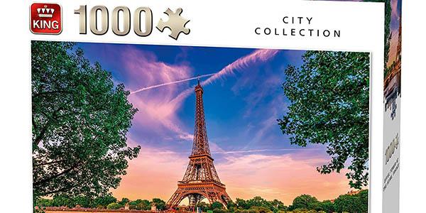 Torre Eiffel King puzle grande chollo