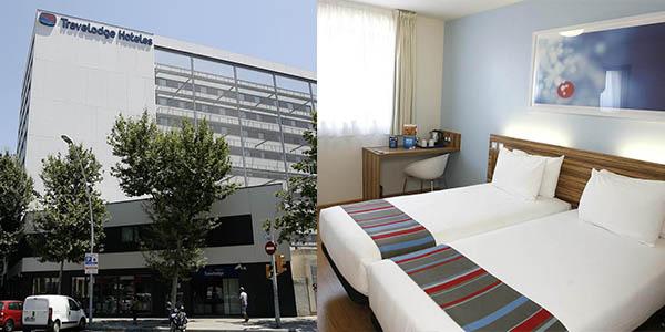 Travelodge hoteles en oferta alojamiento para mascotas en Barcelona