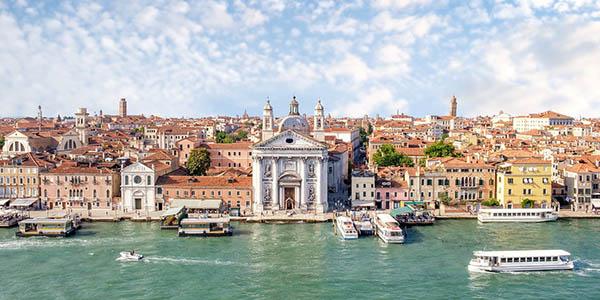 Venecia vuelos baratos