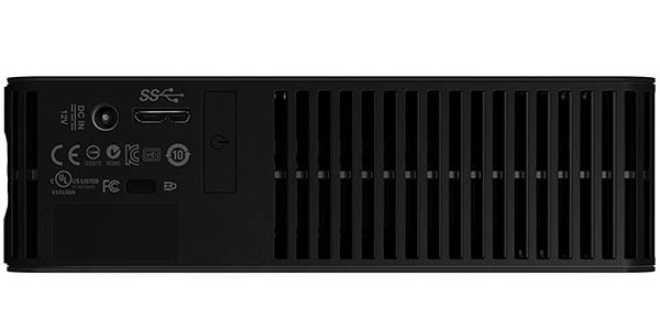 Disco duro portátil WD Elements Desktop de 10 TB en Amazon