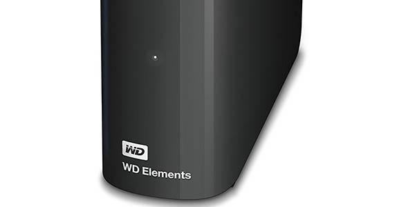 Disco duro portátil WD Elements Desktop de 10 TB barato