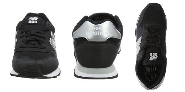 Zapatillas New Balance 500 Core para hombre en oferta en Amazon