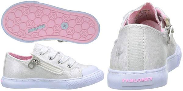 Zapatillas Pablosky 955450 para niña baratas