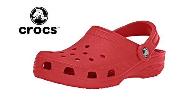 Zuecos crocs Classic baratos