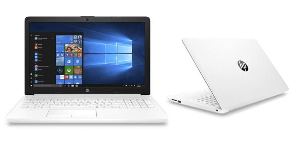Chollo portátil HP Notebook 15-da0160ns barato en Amazon