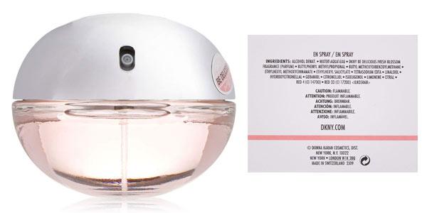 Agua de perfume DJNY Be Delicious Fresh Blossom en oferta en Amazon