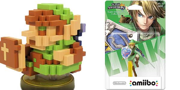 Amiibo Link de The Legend of Zelda