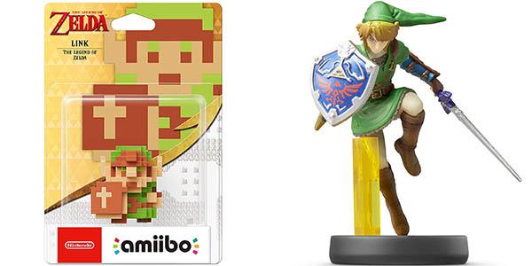 Amiibo Link de The Legend of Zelda baratos