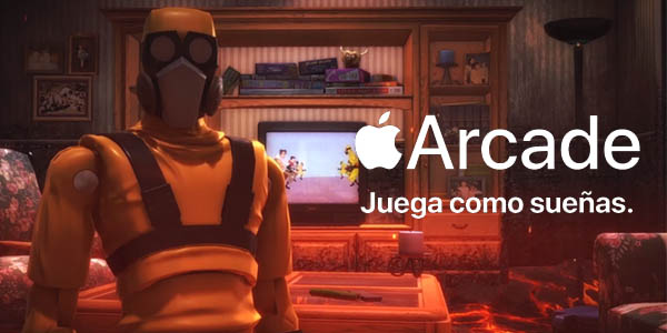 Apple Arcade con más de 100 juegos para iPhone, iPad, Apple TV y iMac