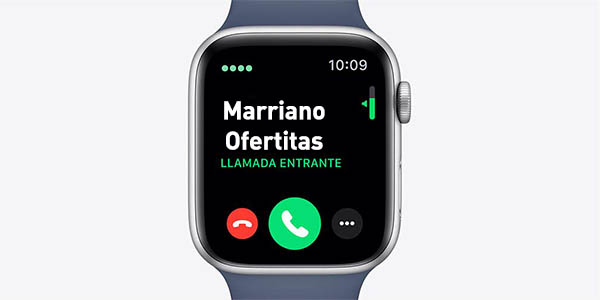 Apple Watch Series 5 en Amazon