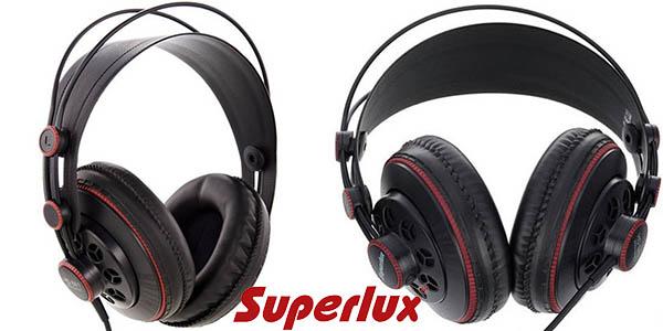 Auriculares de diadema SuperLux HD681