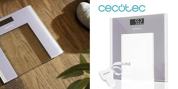 Cecotec Surface Precision 9100 Healthy báscula de baño digital barata