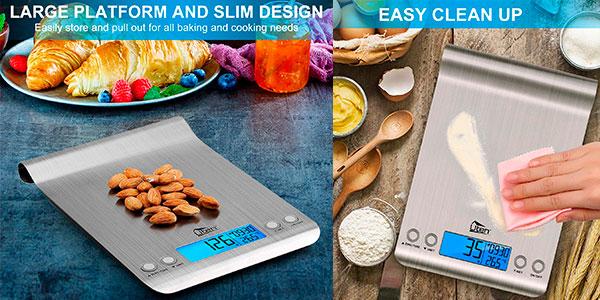 Báscula digital Himaly de cocina barata