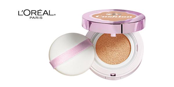 Base de Maquillaje Fluida L'Oréal Paris Cushion Golden Ambar 11 barata en Amazon