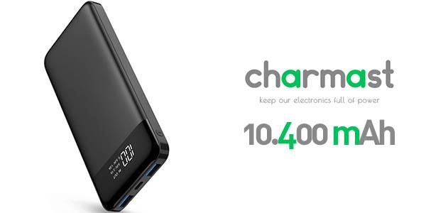 Powerbank Charmast de 10.400 mAh
