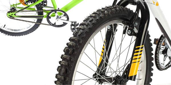 """AFX Detroit Bicicleta Infantil 20"""" chollo en Amazon"""