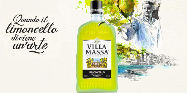 Limoncello Villa Massa de 700 ml chollo en Amazon